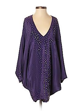 Foley + Corinna 3/4 Sleeve Silk Top Size XS