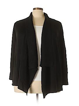 Joan Vass Cardigan Size 3X (Plus)