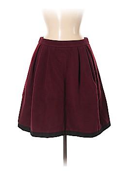 Catherine Malandrino Wool Skirt Size 8
