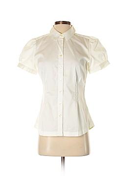 Banana Republic Short Sleeve Button-Down Shirt Size S