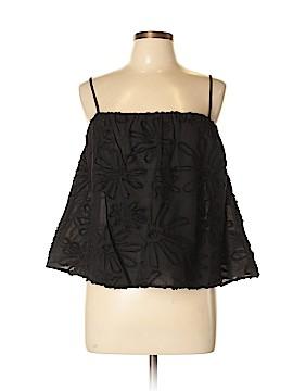 BB Dakota Sleeveless Blouse Size L