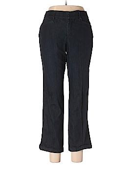 Christopher & Banks Jeans Size 8 (Petite)