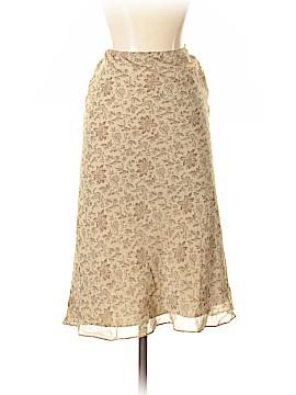Banana Republic Silk Skirt Size 0