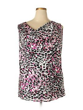Fashion Bug Sleeveless Blouse Size 2X (Plus)