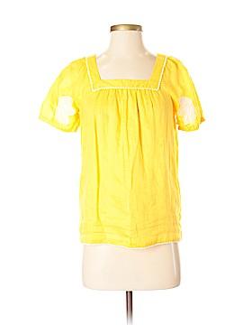 J. Crew Factory Store Short Sleeve Blouse Size XXS