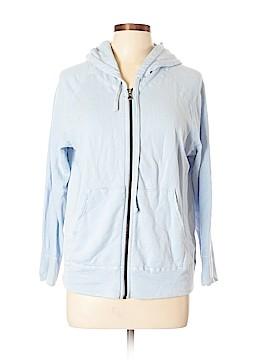 James Perse Zip Up Hoodie Size XL (4)