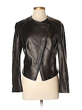 Michael Kors Faux Leather Jacket Size 12