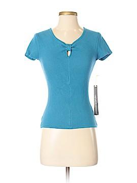 Pierre Cardin Short Sleeve Top Size S