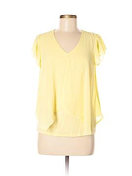 A. Byer Short Sleeve Blouse Size M