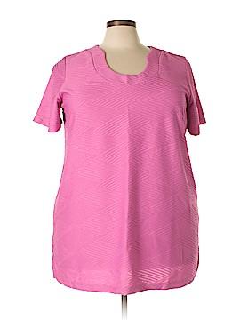 Denim 24/7 Short Sleeve Blouse Size 22 - 24 (Plus)
