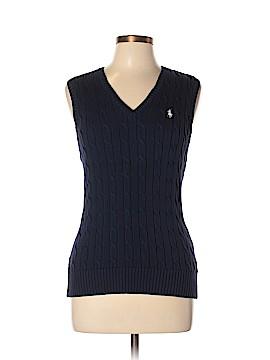 Ralph Lauren Sport Sweater Vest Size L