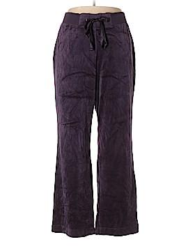 Lane Bryant Velour Pants Size 14-16 Plus (Plus)