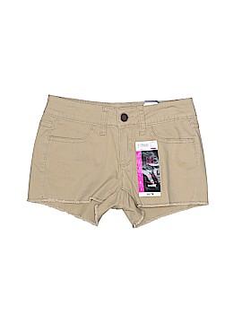 No Boundaries Khaki Shorts Size 1