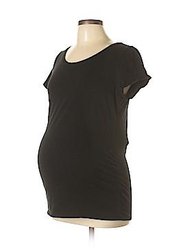 Bump Start by Motherhood Maternity Short Sleeve T-Shirt Size L (Maternity)