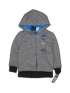 Star Wars Zip Up Hoodie Size 3T