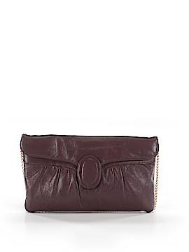 Zenith Leather Shoulder Bag One Size