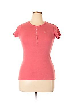 U.S. Polo Assn. Short Sleeve Button-Down Shirt Size L