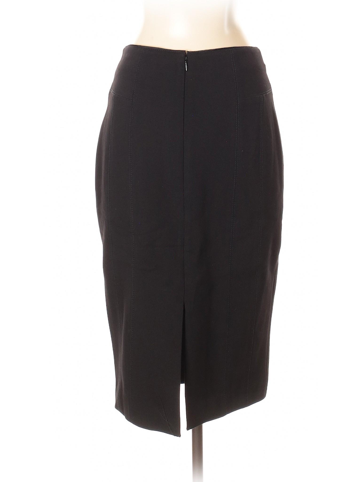 Leisure House White Skirt Casual Black Market winter REBrwqR