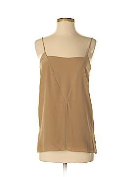 Brochu Walker Sleeveless Silk Top Size XS