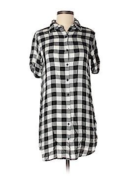 BB Dakota Short Sleeve Button-Down Shirt Size XS