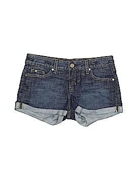 Bebe Denim Shorts 27 Waist