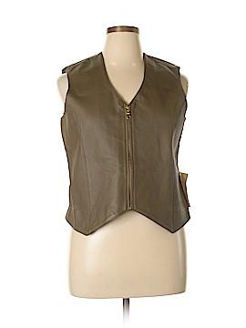 Newport News Leather Jacket Size XL