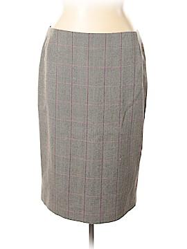 Escada Wool Skirt Size 46 (EU)
