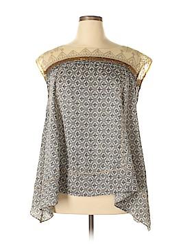 Floreat Sleeveless Blouse Size L