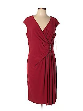 Chaps Cocktail Dress Size XL