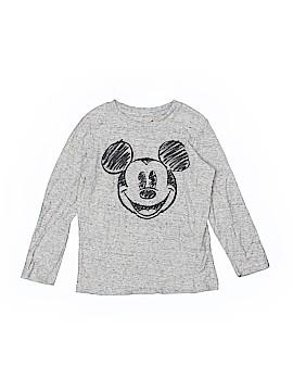 Disney Long Sleeve T-Shirt Size 6