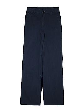 Chaps Khakis Size 14 (Slim)