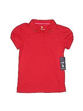 U.S. Polo Assn. Short Sleeve Polo Size 2