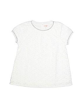 Cat & Jack Short Sleeve Top Size 7 - 8