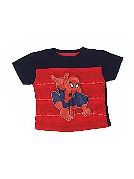 Spiderman Short Sleeve T-Shirt Size 4T