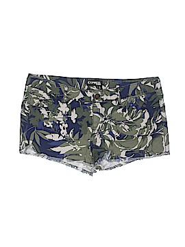 Express Denim Shorts Size 10