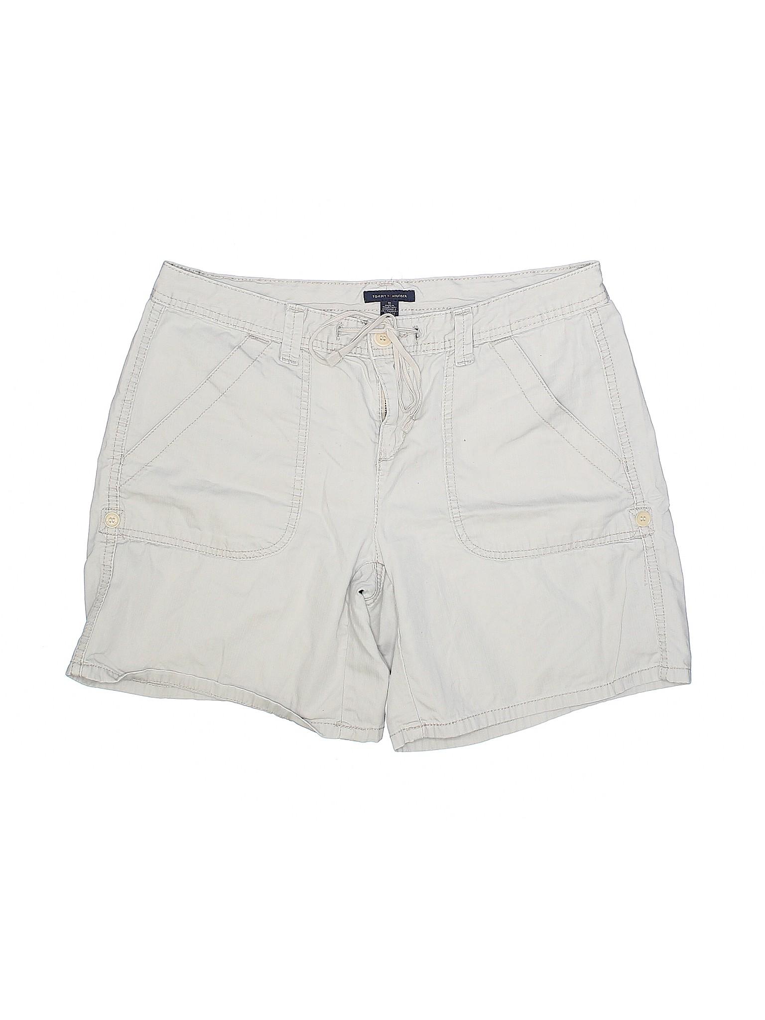 Tommy Boutique Shorts Tommy Boutique Hilfiger Khaki Khaki Hilfiger P67OInxqw