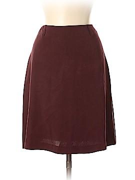 Jones New York Silk Skirt Size 10 (Petite)