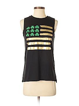 Modern Lux Sleeveless T-Shirt Size S