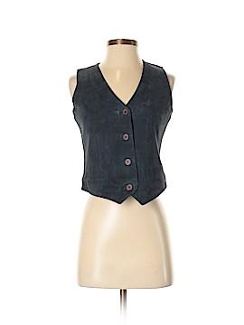 Calypso by Christiane Celle Tuxedo Vest Size M
