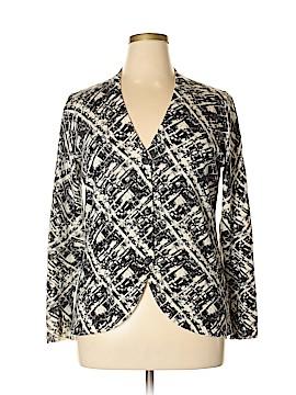 Lafayette 148 New York Cashmere Cardigan Size XL