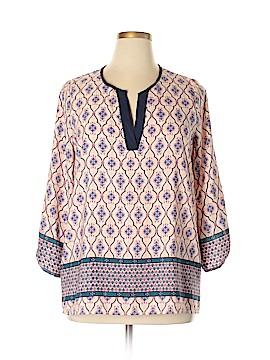Brixon Ivy Short Sleeve Blouse Size L