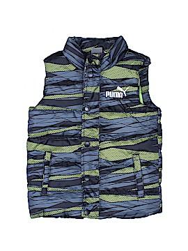 Puma Vest Size 4T