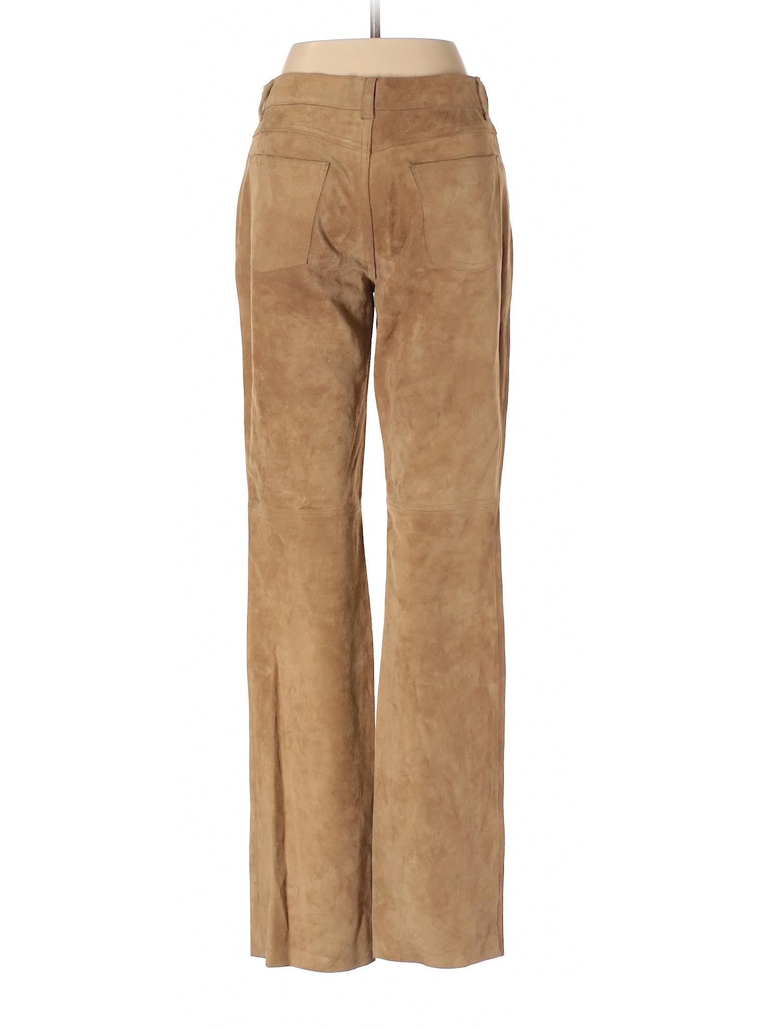 Leisure Republic Pants winter Banana Leather TTxAZ7