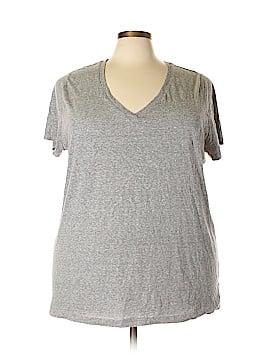 Ava & Viv Short Sleeve T-Shirt Size 3X (Plus)