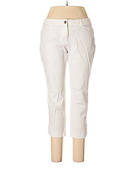 White House Black Market Khakis Size 12