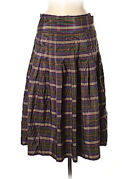 J. Peterman Silk Skirt Size 6