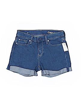 Gap Denim Shorts Size 0