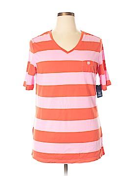 IZOD Short Sleeve Top Size XL