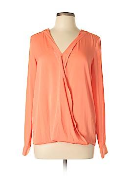 Catherine Malandrino Long Sleeve Blouse Size 10