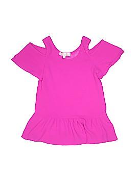 Moa Moa Girls Short Sleeve Top Size M (Kids)